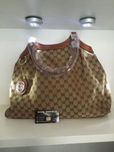 Bolsa Gucci Sukey