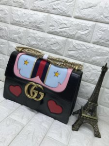 Bolsa Gucci Marmont Matelasse Maior