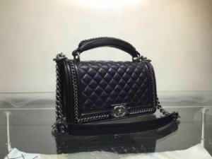 Bolsa Chanel Boy Chain