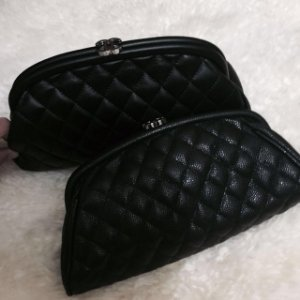 Bolsa Clutch Chanel Timeless
