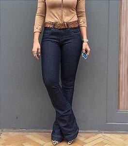 Calça Jeans Flare Tradicional Bebella