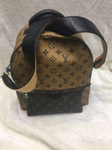 Mochila Mostarda  Louis Vuitton