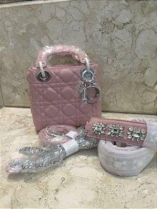Bolsa Dior Lady 3 Alças ( Linha Italiana )