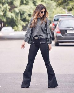Calça Jeans Black Bebella
