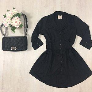 Camisão Vestido Black