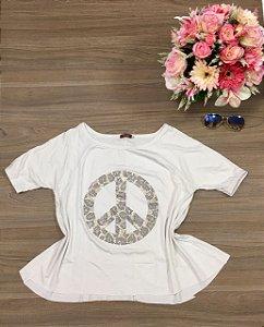 Blusa Peace
