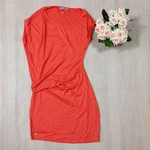 Vestido Orange Bonequinha