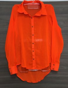 Camisa Neon Bonequinha