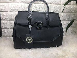 Bolsa Couro Versace