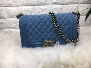 Bolsa Chanel Blue
