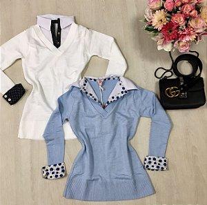 Camisa Suéter M.a