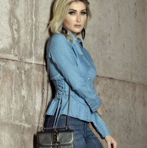 Camisa Jeans Lana Bebella