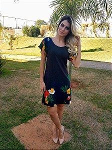 Vestido Amora Malagueta