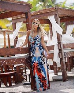 Vestido Longo Bruna Manzon M.a