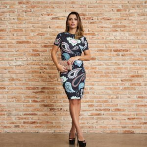 Vestido Neoprene Natalia M.a