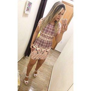 Vestido Neoprene Ana Lu