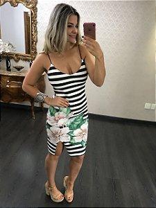 Vestido Neoprene Adrianna M.a