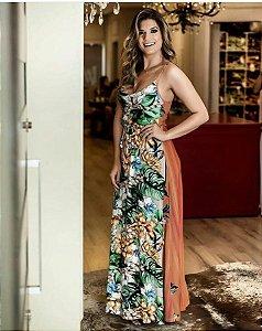 Vestido Longo Sonia M.A