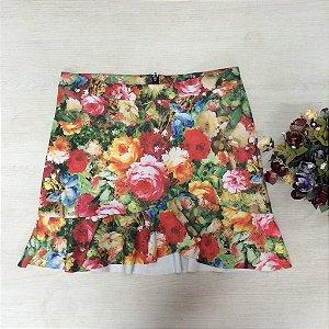 Saia Floral Bambola