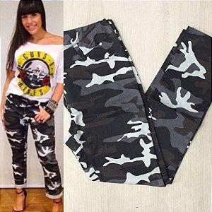 Calça Jeans Militar Blessed