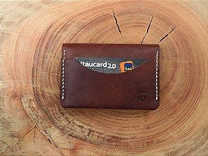 Tri Pocket Marrom Vintage