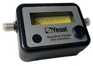 Localizador De Satelite Finder Analogico - Yeasat