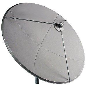 Antena Parabólica Banda C 1,50 M Zirok