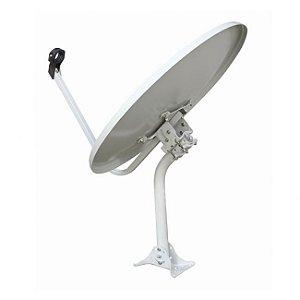 Antena Off-Set Banda Ku De 60 Cm