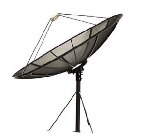 Antena Parabólica c/ Cabeçote Rastreável
