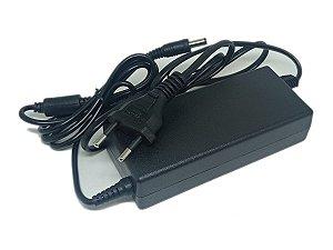 Fonte Chaveada MXT - Conversor Estático P/ CFTV 12V 5A com cabo de 1m