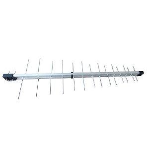 Antena Digital Externa Uhf Lp3000 Log 28 Elementos Primetech