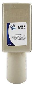 Lnbf Multiponto Banda C Chip Sce