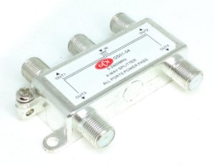 Chave Divisora De Alta Frequência 4x1 - GCN