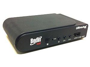 Conversor Digital Terrestre BHD-10 Ultra Bedin Sat