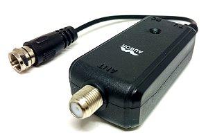 Amplificador Para Antena Digital Booster 20 Db Aubor