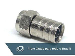 Conector De Grimpar Para Cabo Rg59 - Frete Grátis