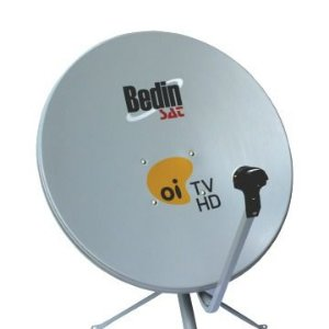 Antena Offset Banda Ku de Chapa 75 cm BedinSat OiTV
