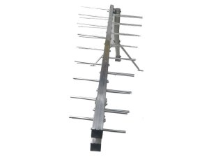 Antena UHF Banda Total Super Log HDTV Connect Antenas