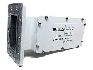 Conversor LNB Banda C PLL 3,7 - 4,2 Ghz 5250RF Norsat