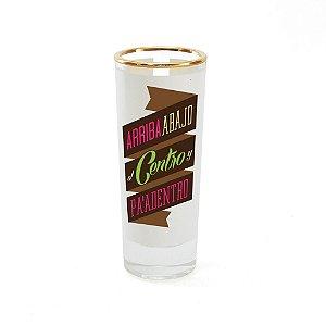 Copo de Tequila longo