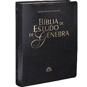 Bíblia de Estudo de Genebra (capa preta)