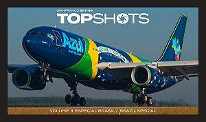 TOPSHOTS VOL. 1 - Especial Brasil / Brazil special (bilingual edition)