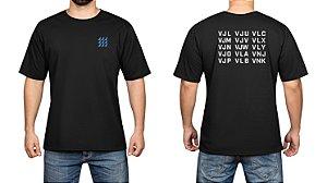 Camiseta MATRÍCULAS - ELECTRA VARIG