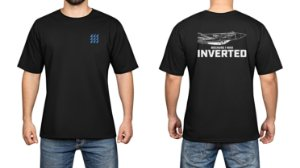 Camiseta FLYING INVERTED