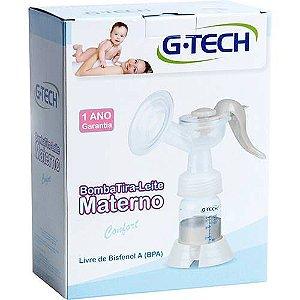 Bomba Tira-Leite Materno Manual G-Tech Confort