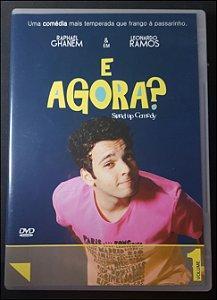 """DVD """"E AGORA?"""" COM RAPHAEL GHANEM"""