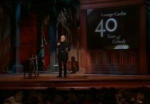 George Carlin 40 anos de Comédia. (1997) / Streaming / Grátis