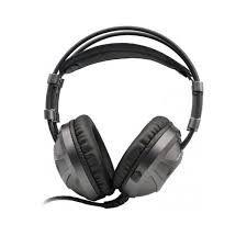 Fone com Microfone Satellite Gamer/Gaming AE-329 - Cinza