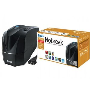 Nobreak 700va bivolt  New Station - 27915 - SMS