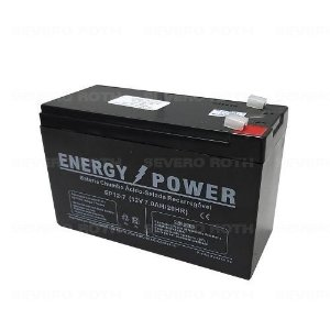 Bateria Nobreak Apc Be600 Br1200 Br1500 Energy Power 12v 7ah